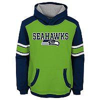 Boys 8-20 Seattle Seahawks Allegiance Pullover Hoodie