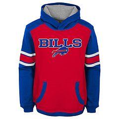 Boys 8-20 Buffalo Bills Allegiance Pullover Hoodie