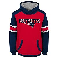 Boys 8-20 New England Patriots Allegiance Pullover Hoodie