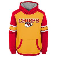 Boys 8-20 Kansas City Chiefs Allegiance Pullover Hoodie