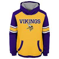 Boys 8-20 Minnesota Vikings Allegiance Pullover Hoodie
