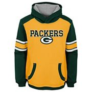 Boys 8-20 Green Bay Packers Allegiance Pullover Hoodie