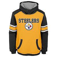 Boys 8-20 Pittsburgh Steelers Allegiance Pullover Hoodie