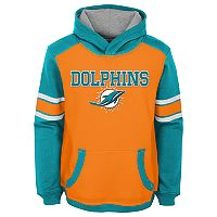 Boys 8-20 Miami Dolphins Allegiance Pullover Hoodie