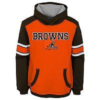 Boys 8-20 Cleveland Browns Allegiance Pullover Hoodie
