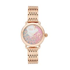 burgi Women's Peacock Watch