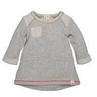 Toddler Girl Burt's Bees Baby Organic Terry Dress