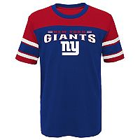 Boys 8-20 New York Giants Loyalty Tee