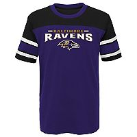 Boys 8-20 Baltimore Ravens Loyalty Tee