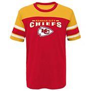 Boys 8-20 Kansas City Chiefs Loyalty Tee