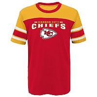 Boys 8-20 Kansas City Chiefs Loyalty Tee