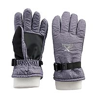 Girls 4-16 ZeroXposur Nancy Fleece Gaiter Gloves