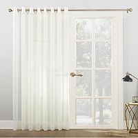No918 Emily Light Filtering Patio Curtain