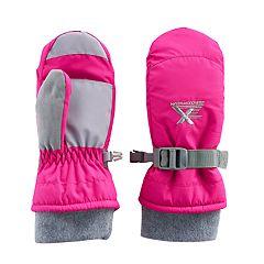 Girls 4-6x ZeroXposur Cynthia Fleece Gaiter Mittens