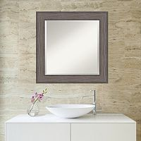 Amanti Art Square Wall Mirror