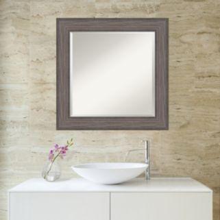 Amanti Art Square Wall Mirror