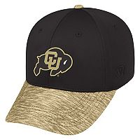 Adult Top of the World Colorado Buffaloes Lightspeed One-Fit Cap