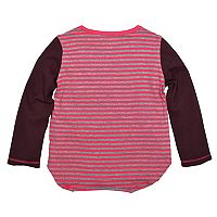 Toddler Girl Burt's Bees Baby Organic Striped Tee