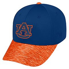 Adult Top of the World Auburn Tigers Lightspeed One-Fit Cap