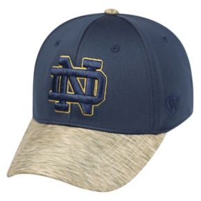 Adult Top of the World Notre Dame Fighting Irish Lightspeed One-Fit Cap