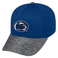 Adult Top of the World Penn State Nittany Lions Lightspeed One-Fit Cap