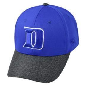 Adult Top of the World Duke Blue Devils Lightspeed One-Fit Cap