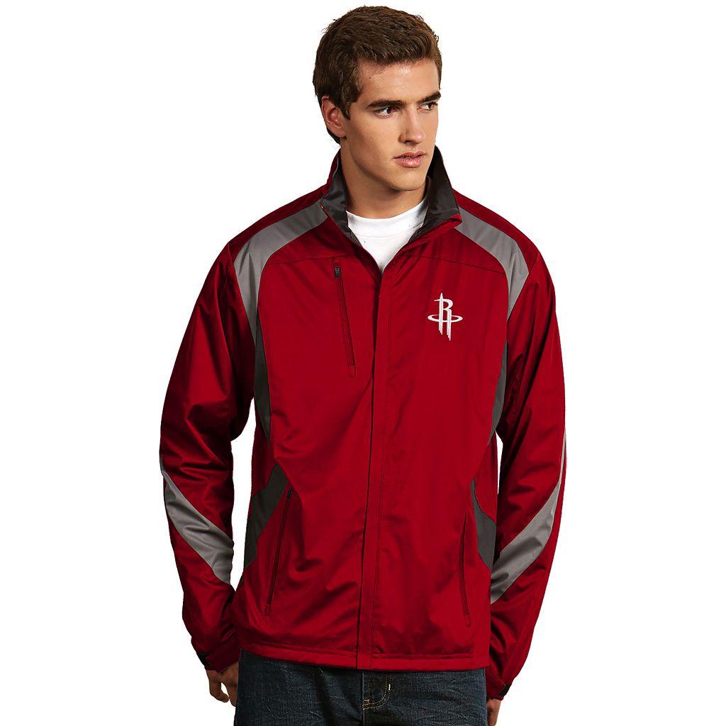 Men's Antigua Houston Rockets Tempest Jacket