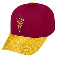 Adult Top of the World Arizona State Sun Devils Lightspeed One-Fit Cap