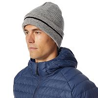 Men's Heat Last Ribbed Knit Beanie