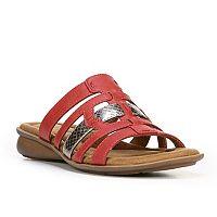NaturalSoul by naturalizer Joliet Women's Wedge Sandals