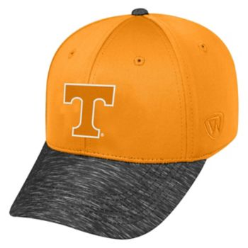 Adult Top of the World Tennessee Volunteers Lightspeed One-Fit Cap