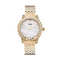 burgi Women's Crystal Watch