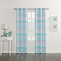 No918 Vesper Light Filtering Window Curtain