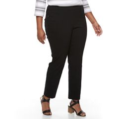 Plus Size Napa Valley Millennium Pull-On Pants
