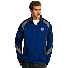 Men's Antigua Oklahoma City Thunder Tempest Jacket