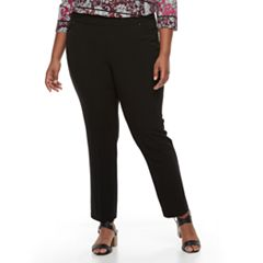 Plus Size Napa Valley Pull-On Pants