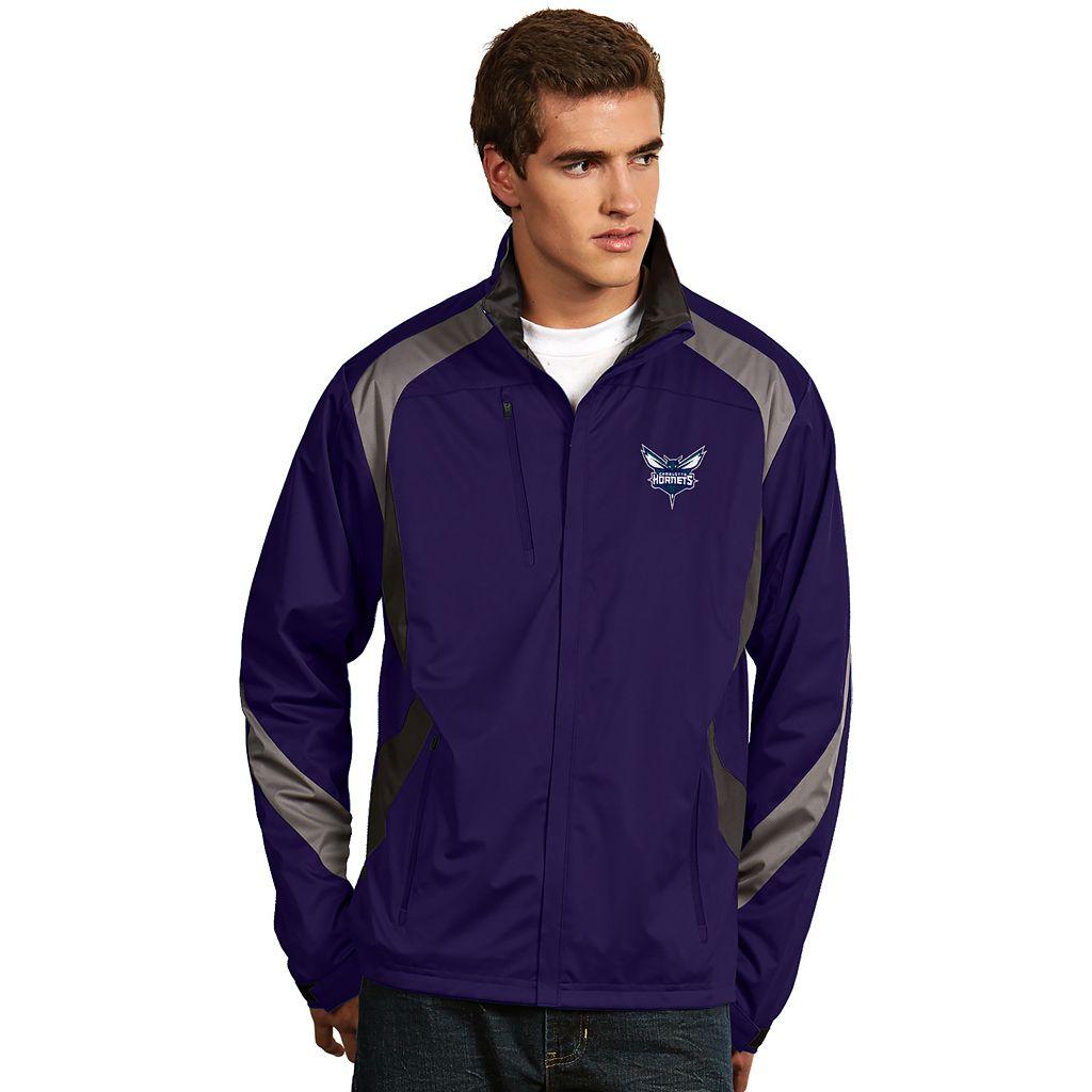 Men's Antigua Charlotte Hornets Tempest Jacket