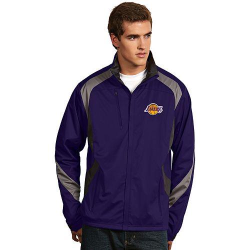 Men's Antigua Los Angeles Lakers Tempest Jacket