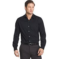 Men's Van Heusen Regular-Fit Diamond Button-Down Shirt