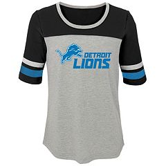 Girls 7-16 Detroit Lions Fan-tastic Tee
