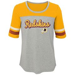 Girls 7-16 Washington Redskins Fan-tastic Tee