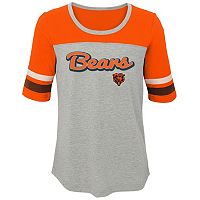 Girls 7-16 Chicago Bears Fan-tastic Tee