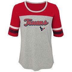 Girls 7-16 Houston Texans Fan-tastic Tee