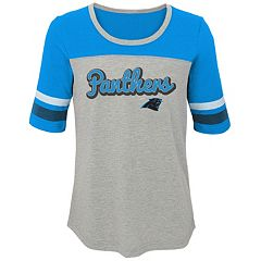 Girls 7-16 Carolina Panthers Fan-tastic Tee