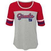 Girls 7-16 New York Giants Fan-tastic Tee