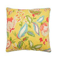 Waverly Modern Poetic Reversible Throw Pillow