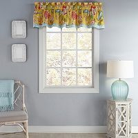 Waverly Modern Poetic Window Valance
