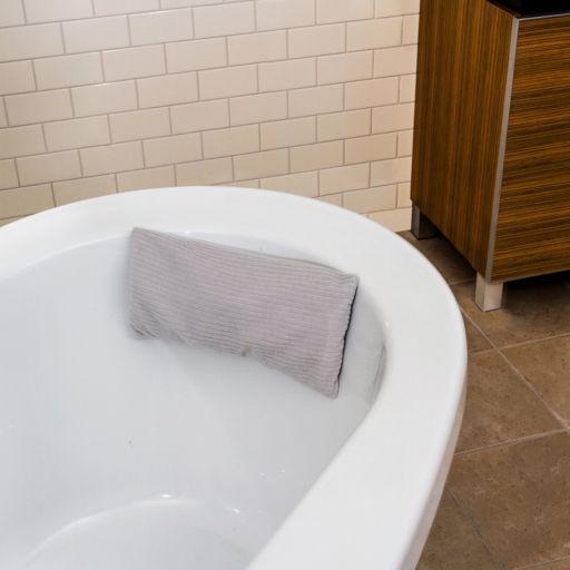 Splash Home Beads Stripe Bath Pillow