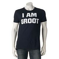 Men's Guardians of the Galaxy I Am Groot Tee