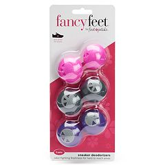Fancy Feet by Foot Petals 6-pk. Sneaker Deodorizers